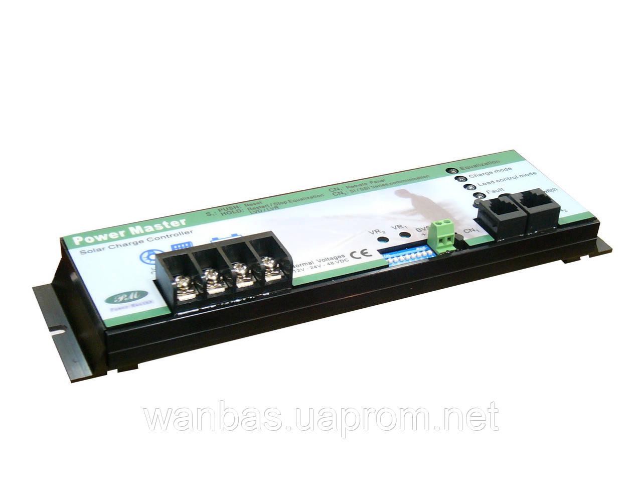 Контроллер заряда аккумуляторных батарей для солнечных модулей PM-SCC-30AP