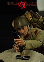 Японський піхотинець WWII колекційна фігурка 1/6, фото 1