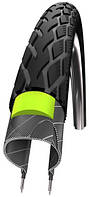 Покрышка 26' X 1.75' (47X559) Schwalbe Marathon Green Guard B+Rt Hs420 Ec (Tir-06-25)