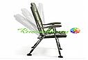 Карповое кресло Mivardi Chair CamoCODE Quattro M-CHCCQ , фото 3
