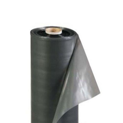 Пленка-рукав 2-й сорт черная (1,5x100 м) 80 мк (п.м)