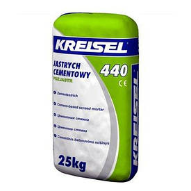 Стяжка для пола Kreisel 440 20-80 мм (25 кг)