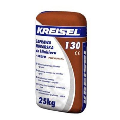 Смесь для клинкерного кирпича Крайзель 130 (Kreisel 130) (25 кг)