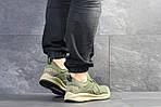 Мужские кроссовки Puma (темно-зеленые) , фото 3