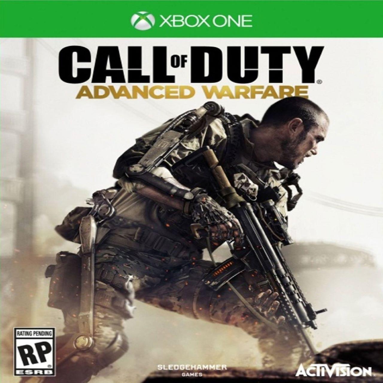 Call of Duty: Advanced Warfare ENG XBOX ONE (Б/В)