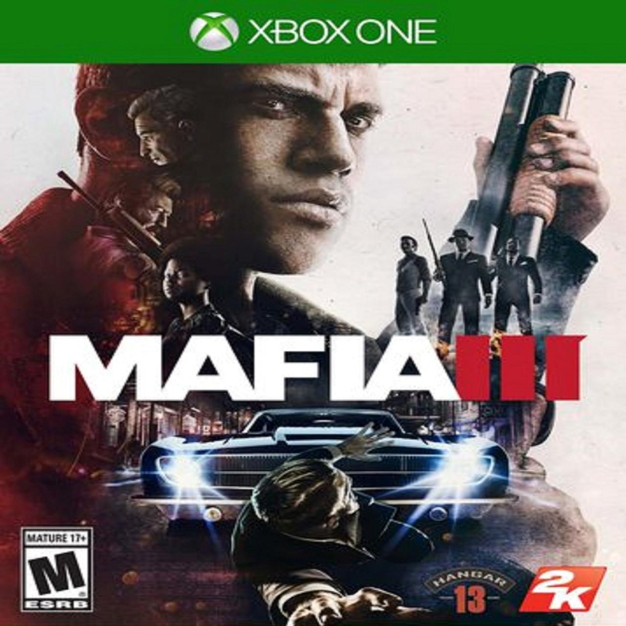 Mafia III SUB XBOX ONE (Б/В)