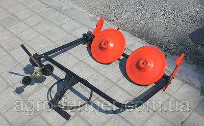 Косилка роторная WEIMA для дизельных мотоблоков с водяным охлаждением (ременная)
