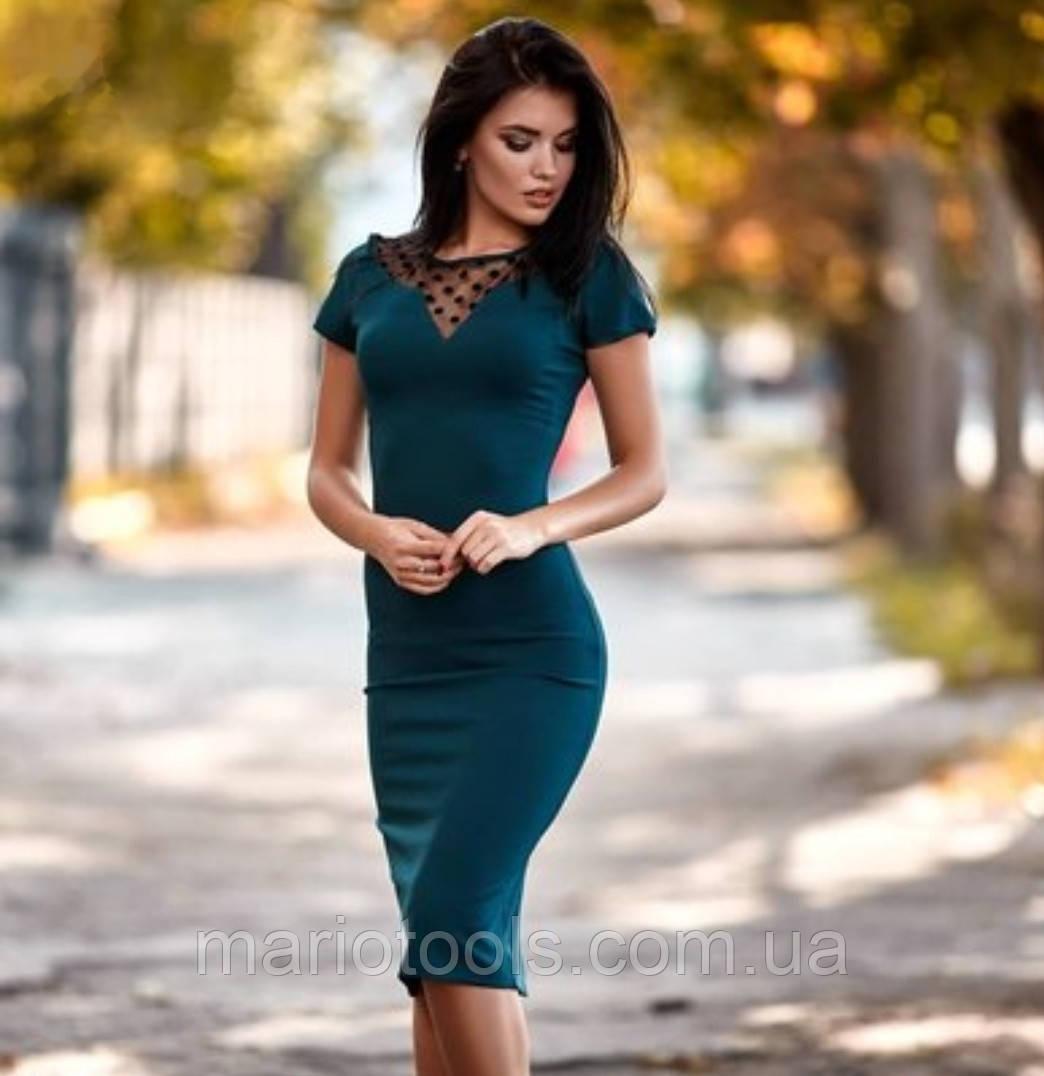 РОЗПРОДАЖ! Приталена сукня по фігурі