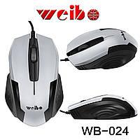 Компьютерная мышь Weibo WB-024, фото 1
