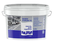AURA Luxpro Remix Forum 70 TR 2,5 л акриловая эмаль для пола арт.4820166526581