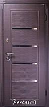 Двери квартирные, серия Люкс, модель Верона-2, гнутый профиль, коробка 100 мм, полотно 76 мм, Гардиан 1001
