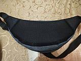 Сумка на пояс UNDER ARMOUR ткань мессенджер pvc спортивные барсетки сумка только опт, фото 3