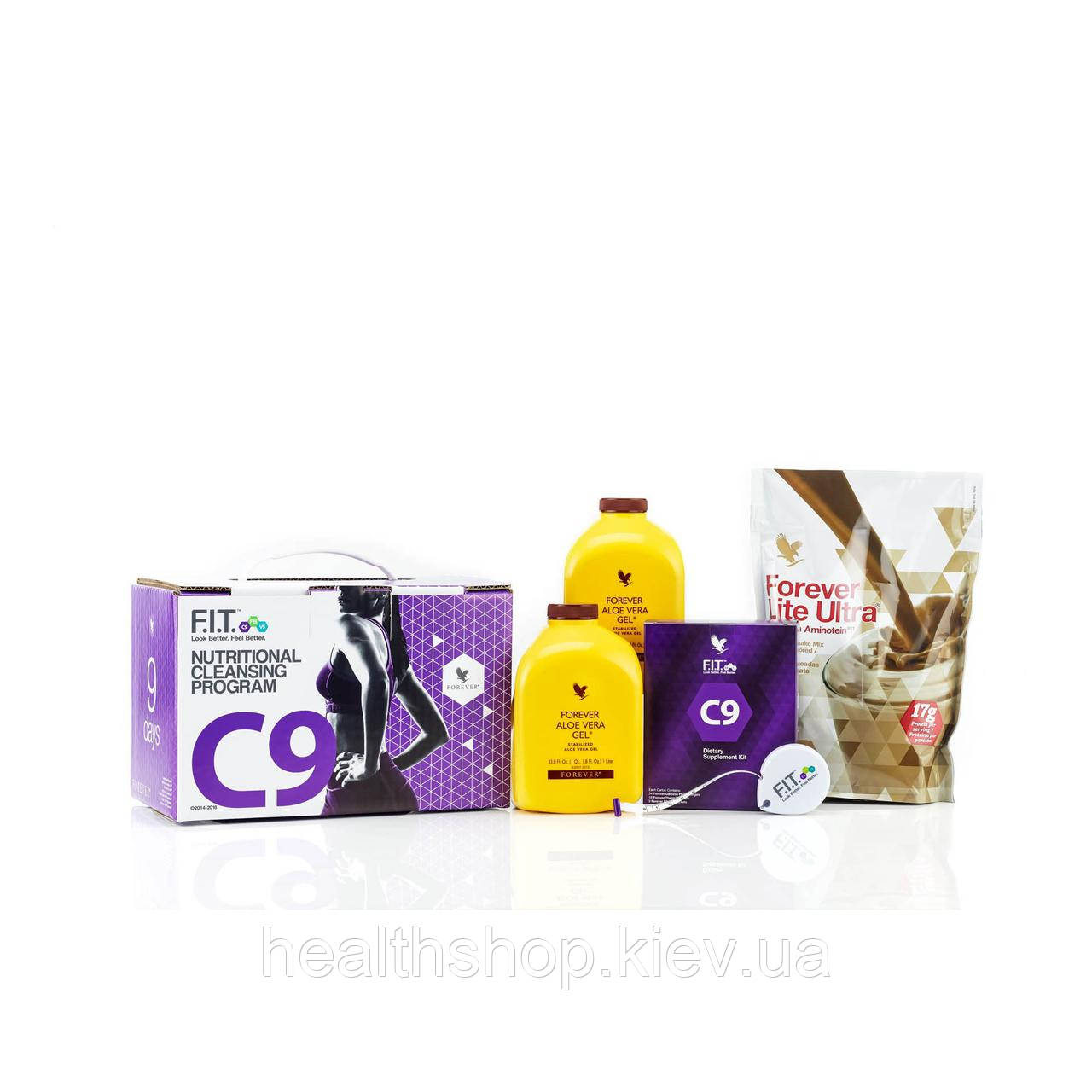 Программа похудения С9 (шоколад)
