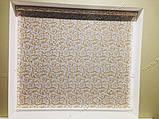 Рулонные шторы Верона бежевый, фото 5