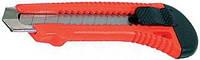 Нож обойный с крутящимся фиксатором 18 мм