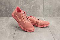 Женские кроссовки Nike Free Run 3.0 розовые