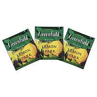 Чай Greenfield Lemon Spark 100 пак.