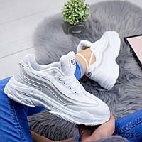 Кроссовки женские Soul белые , женская обувь