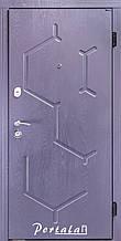 Двери квартирные, серия Люкс, модель Сплит/Лозана, гнутый профиль, коробка 100 мм, полотно 76 мм, Гардиан 1001