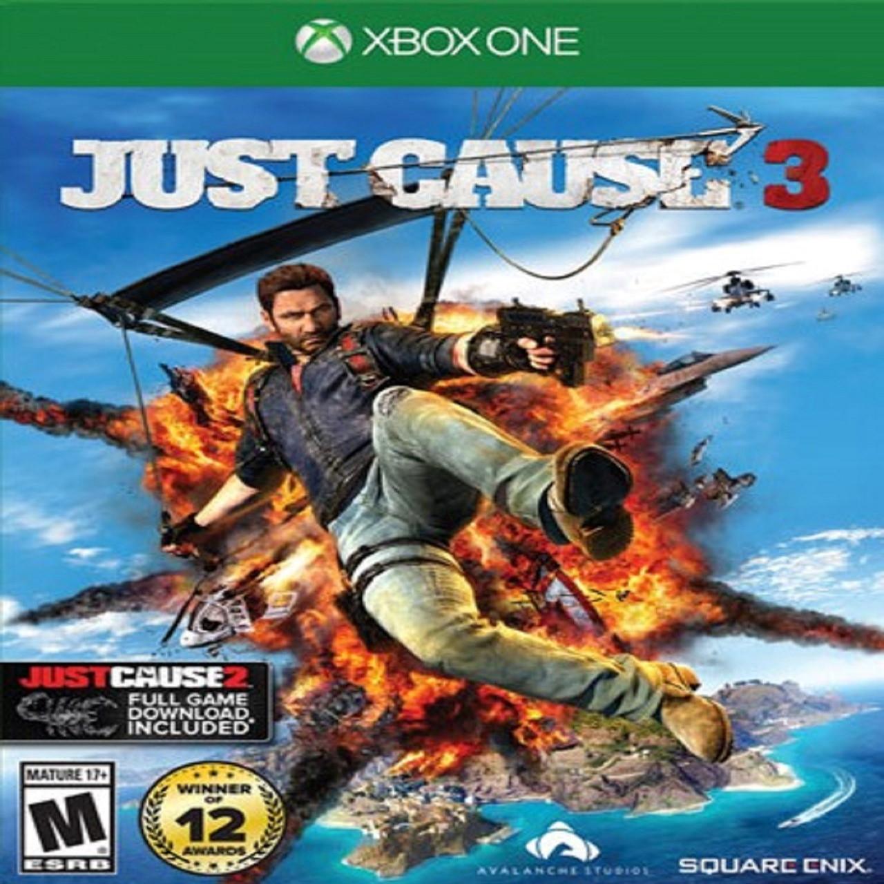 Just Cause 3 (англійська версія) Xbox One (Б/В)