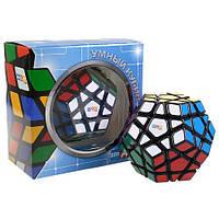 Кубик Рубика Мегаминкс черный Smart Cube (SCM1), фото 1