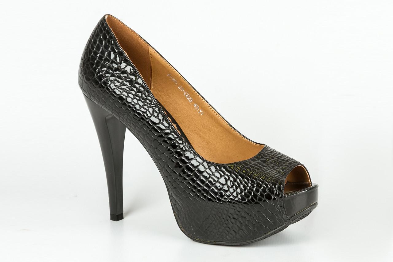Туфли женские All shoes-F1165-23-E623