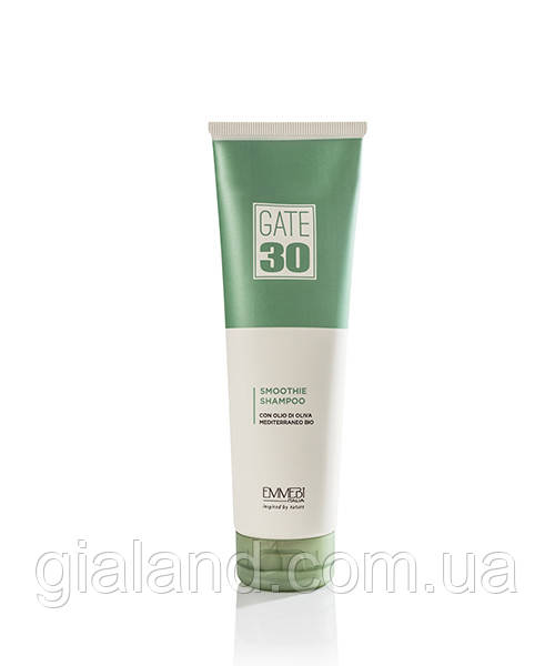 GATE 30 Emmebi Oliva Bio Smoothie shampoo Выравнивающий шампунь,250 ml Эмеби