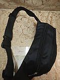 Сумка на пояс reebok новый/Спортивные барсетки сумка женский и мужские Поясная сумка  Бананка оптом, фото 4