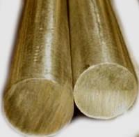 Круг бронзовый БрАЖ диам.35мм