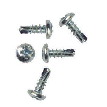 Саморіз для кріплення профілів «блішки« 3,5*9,5 мм (500 шт) оцинкований