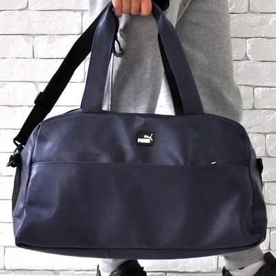 a8413362d55b Спортивная сумка Puma 114643 багажная дорожная искусственная кожа копия  50см х 30см х 25см недорого. Цена со склада.