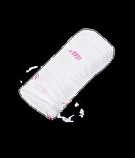 Набір пелюшок Matcstick Monkey зі 100% органічної бавовни Muslin 70х70 см рожеві 3 шт (MM-LOCM-003), фото 3
