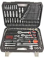 Профессиональный набор инструментов, ключей Yato 216 предметов (YT-3884)