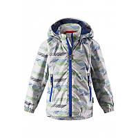 Ветровка демисезонная Reimatec Zigzag светло, Размер одежды 104 (4 года)