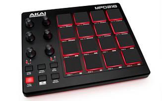 Контроллер AKAI MPD 218