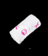 Набір пелюшок зі 100% органічної бавовни Muslin 120х120 см (колір рожевий, 2 шт), фото 2