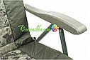 Карповое кресло Mivardi Chair CamoCODE Quattro M-CHCCQ , фото 7