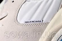 "✔️ Кроссовки Balenciaga Triple S 2.0 ""Grey/Blue/Black"" , фото 2"