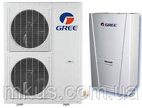 Тепловий насос повітря-вода Gree Versati для опалення і гарячого водопостачання GRS-CQ14PdNa-K