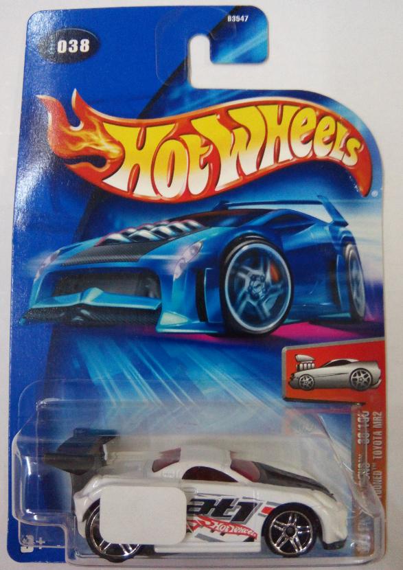 Машинка Hot Wheels 2004 'Tooned Toyota MR2