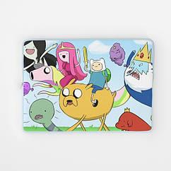 Чехол для ноутбука РишаМясов 11 - 17.3 дюймов с рисунком Adventure Time (ch00007)