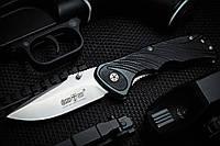 Нож складной с мощным и прочным клинком - КАЧЕСТВО 100% (6430)