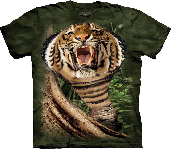 3D футболка The Mountain -  Cogra