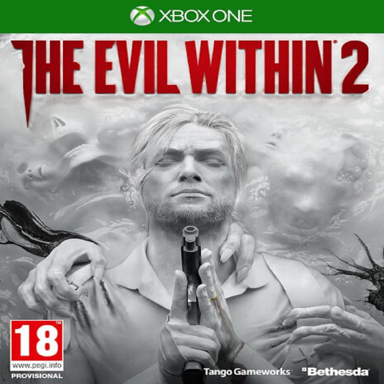 The Evil Within 2 ENG XBOX ONE (Б/В)