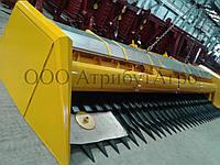 Жатка для уборки подсолнечника ЖНС 7.4 на комбайн Джон Дир,Лексион,Нью Холланд,Полесье. , фото 1