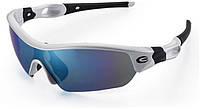 Очки Exustar Csg09 (3 смен. Линзы) Бело-Черный (Gla-00-95)