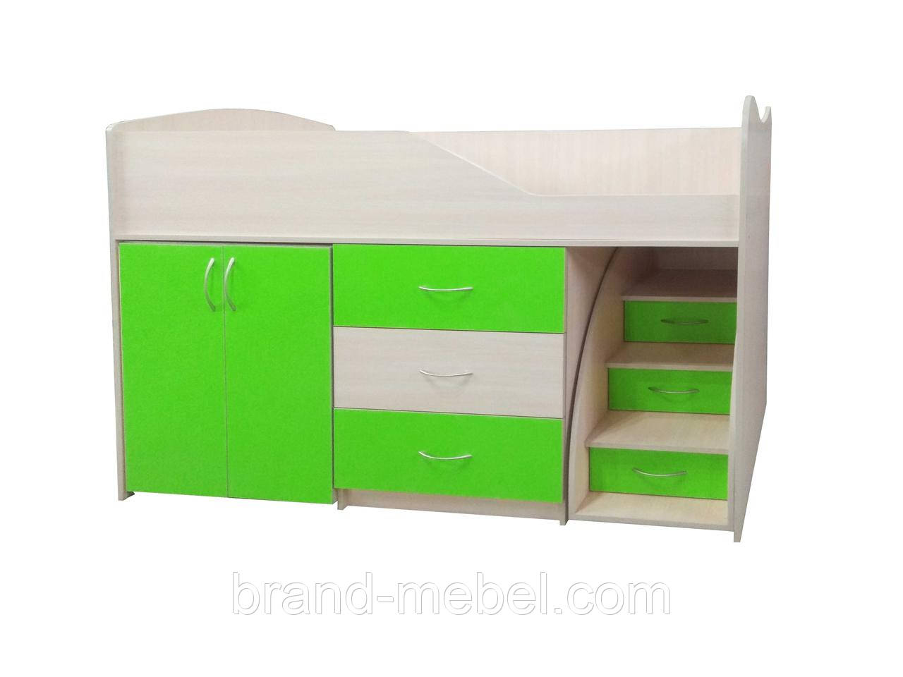 Кровать чердак (комната 5)