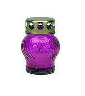 Лампадка склянна кулька 8год. 28 штящ