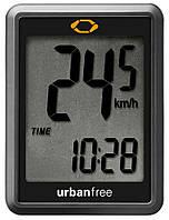 Велокомпьютер O-Synce Urbanfree 12F Б/Пров. С Выносоной конопкой (Com-20-04)