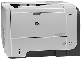 Принтер HP LaserJet P3015dn